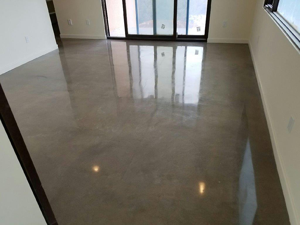 New Mexico Concrete Polishing