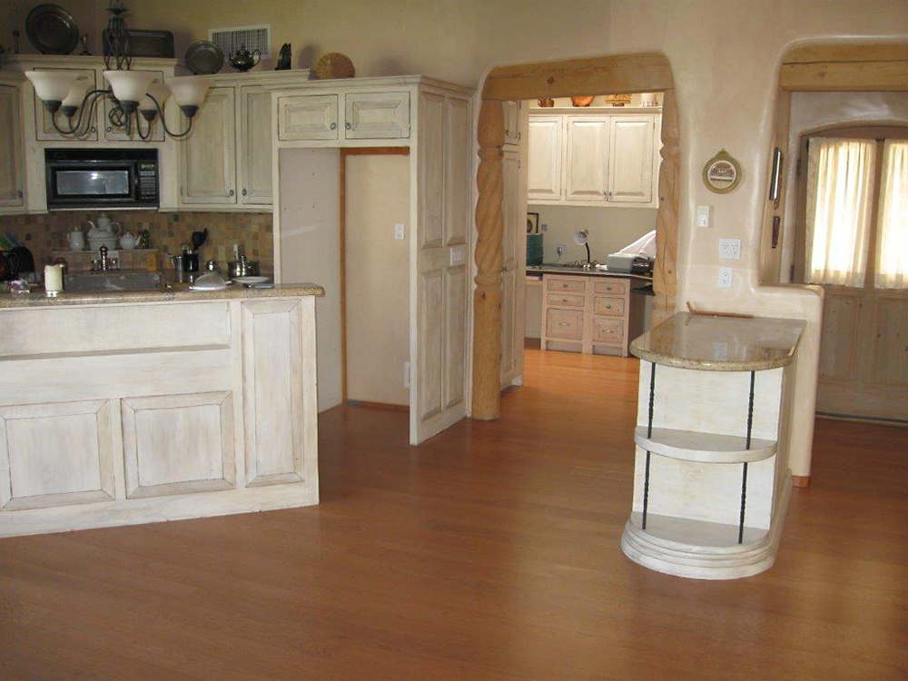 Project: Custom Home Location: Albuquerque, New Mexico Client: Home Owners  Specifications: 1,500 Sq Ft