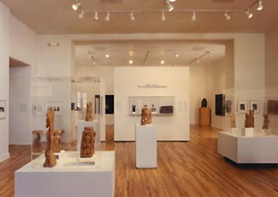 Custom Museum Flooring Installation
