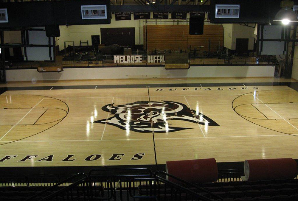 Melrose High School Gym