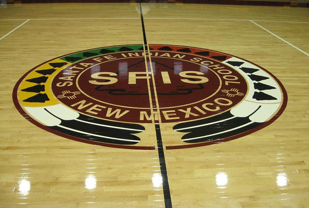 Santa Fe Indian School Gym