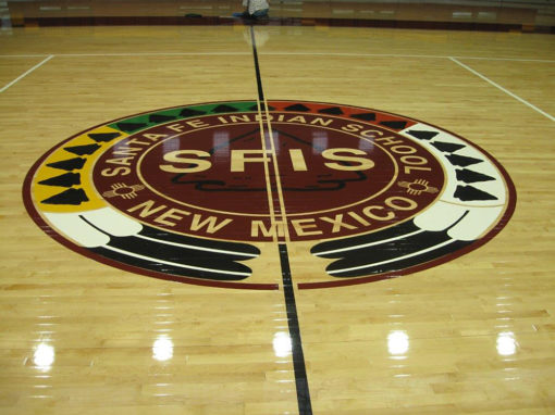 Santa Fe Indian School Gym